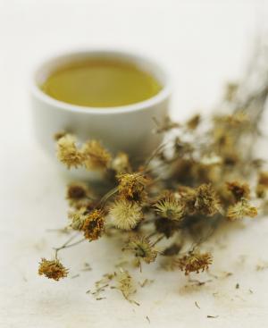 Dried Arnica tea